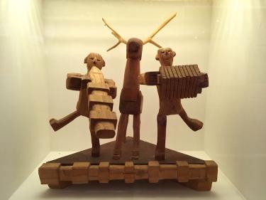 MIFA musicians Wolfe