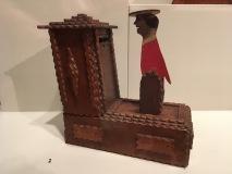 Museum of International Folk Art Santa Fe coin toy Wolfe
