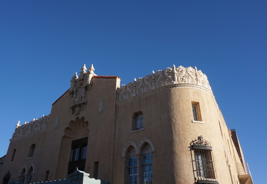 Santa Fe architecture Wolfe
